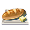 Breath of the Wild Food Dish (Bread) Wheat Bread (Icon).png