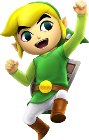 File:Toon Link (Hyrule Warriors).png