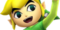 Toon Link/Hyrule Warriors