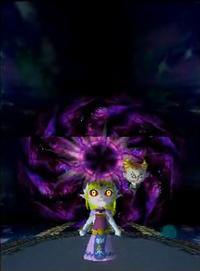 Malladus Possessing Zelda