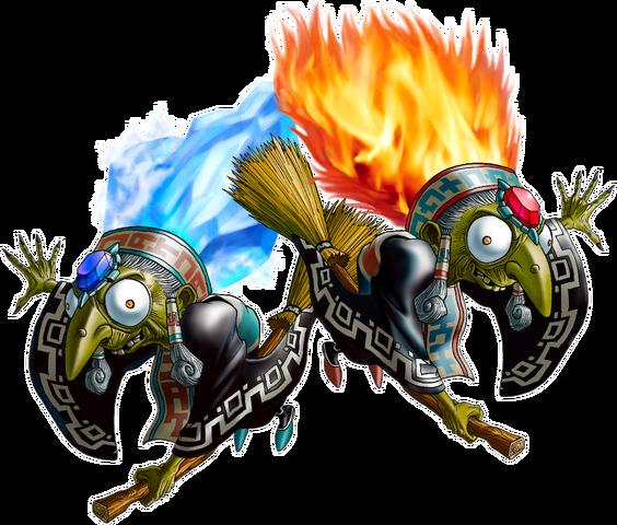 File:Koume and Kotake (Ocarina of Time).png
