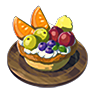 Breath of the Wild Food Dish (Pies) Fruit Pie (Icon).png