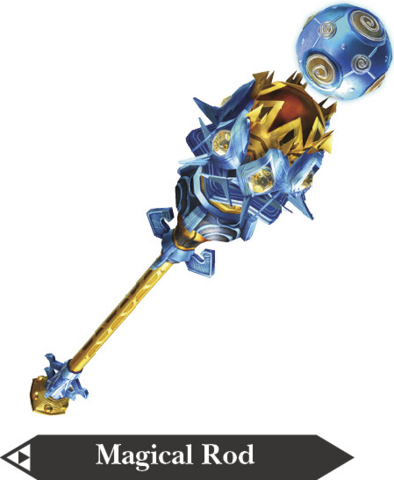 File:Hyrule Warriors Magic Rod Magical Rod (Render).png