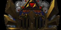 Triforce Harp