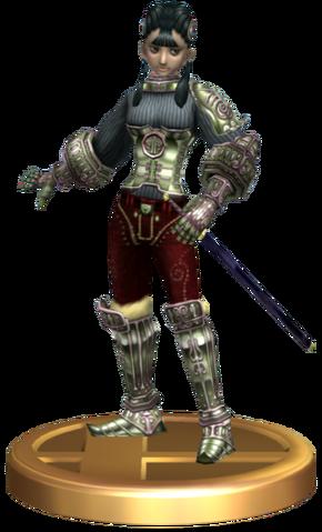 File:Super Smash Bros Brawl Trophies Ashei (Trophy Render).png