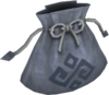 Hyrule Warriors Dropped Material Material Bag - Silver (Render)