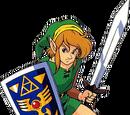 The Legend of Zelda: Link's Awakening characters