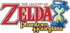 The Legend of Zelda - Phantom Hourglass (logo).png