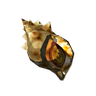 File:Breath of the Wild Roasted Food (Seafood) Sneaky River Escargot (Icon).png