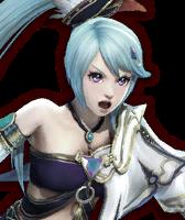 Hyrule Warriors Wizzro Fake Lana (Dialog Box Portrait)