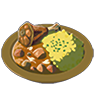 Breath of the Wild Food Dish (Curry) Prime Poultry Curry (Icon).png