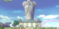 Statue of the Goddess