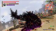 Hyrule Warriors Great Swords Ganon's Magic Circle