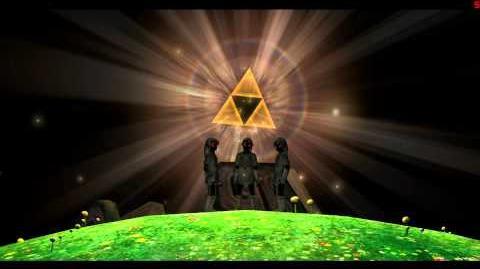 The Legend of Zelda Twilight Princess ~ Lake Hylia Cutscene - 720p