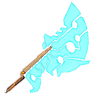 File:Breath of the Wild Guardian Battle Axe Ancient Battle Axe Plus Plus (Icon).png