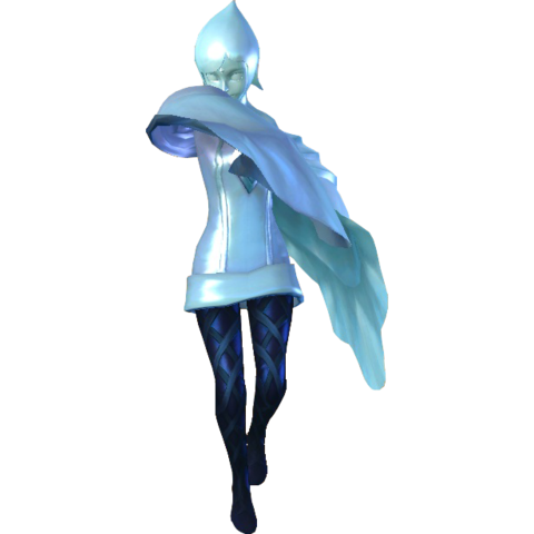 File:Hyrule Warriors Fi Standard Outfit (Queen of Fairies Recolor - Master Quest DLC).png