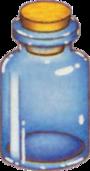 Arte de um frasco em A Link to the Past