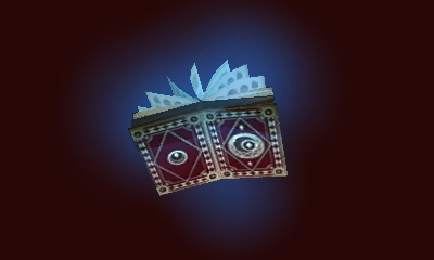 File:Hyrule Warriors Legends Book of Sorcery Spirit's Tome (Battle Intro).png
