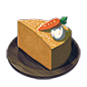 File:Breath of the Wild Food Dish (Cakes) Carrot Cake (Icon).png