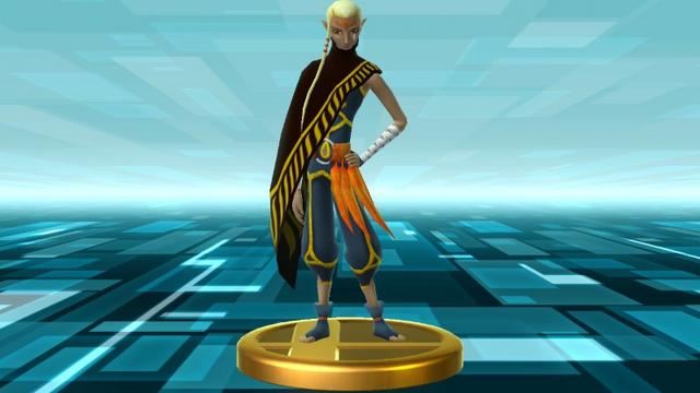 File:Super Smash Bros. for Wii U Impa (Skyward Sword) Impa (Trophy).png