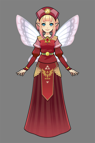 File:Hyrule Warriors Legends Fairy Clothing Red Princess Fairy Clothing Set (7-Eleven Collaberation DLC).png