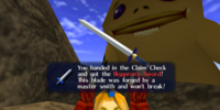 Quest for Biggoron's Sword