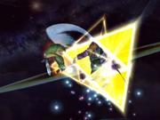 Triforce Slash (Toon Link)