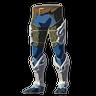 Breath of the Wild Zora Armor Set Zora Greaves (Icon)