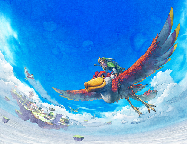 File:Characters (Skyward Sword).png