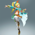 Hyrule Warriors Lana Standard Outfit (Master Wind Waker - Aryll Recolor).png