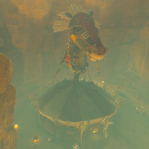 File:Gerudo Canyon Stable.png
