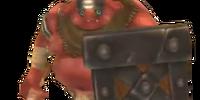 Metal Shield Moblin