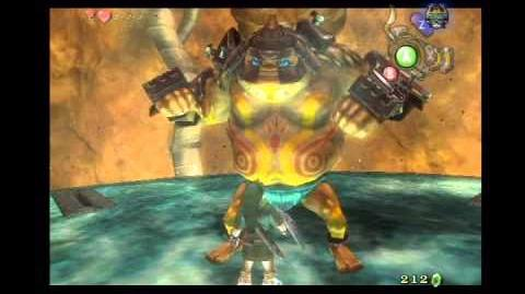 Dangoro (Twilight Princess)