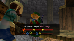 Song of Storms (Ocarina of Time)