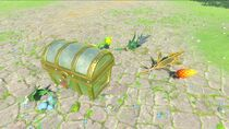 Amiibo Toon Zelda function