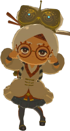 File:Purah - Breath of the Wild.png