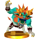 File:Super Smash Bros. for Nintendo 3DS Trophies Malladus (Render).png
