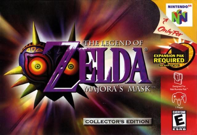 File:The Legend of Zelda - Majora's Mask (North America).png