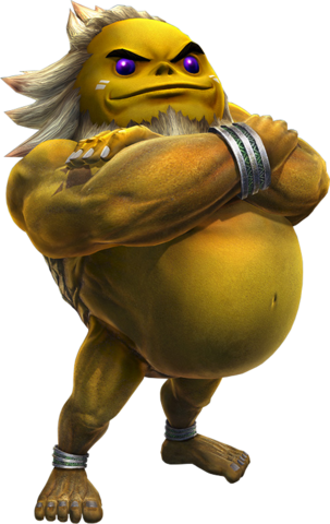File:Darunia (Hyrule Warriors).png
