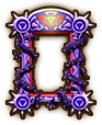 File:Hyrule Warriors Legends Picture Frame Demon King's Frame (Level 3 Picture Frame).png
