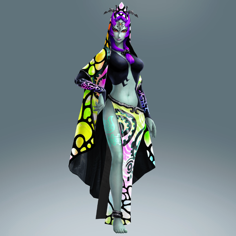 File:Hyrule Warriors Legends Twili Midna Standard Outfit (Lorule - Fissure Portal).png