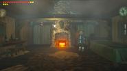 Breath of the Wild Selmie's Spot Selmie's Cabin (Interior)