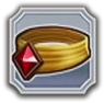 File:Hyrule Warriors Materials Ghirahim's Sash (Silver Material drop).png