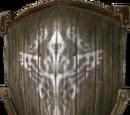 Holzschild