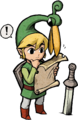 Link Artwork 8 (The Minish Cap).png