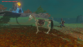 Breath of the Wild Horses Stalhorse (Hylian Hostility).png