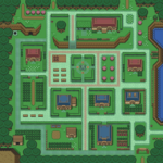 Kakariko Village (A Link to the Past)