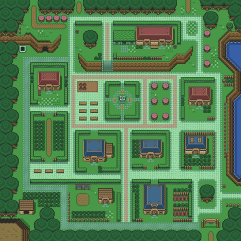 File:Kakariko Village (A Link to the Past).png