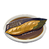 Breath of the Wild Food Dish (Honey Glazed) Glazed Seafood (Icon).png