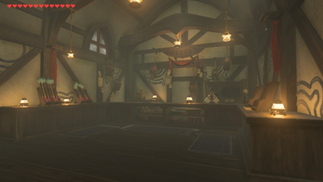 File:Breath of the Wild Shops The Curious Quiver (Kakariko Village).png